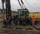 Broekgraaf Leerdam start bouw tweekappers